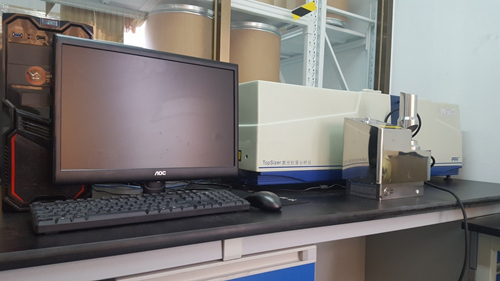 TopSizer Laser Particle Size Analyzer